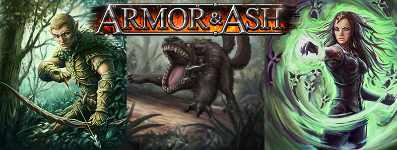 Armor & Ash