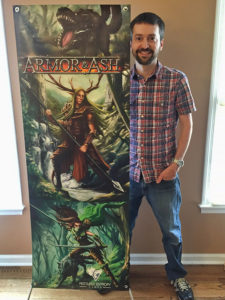 armor ash banner restless entropy games