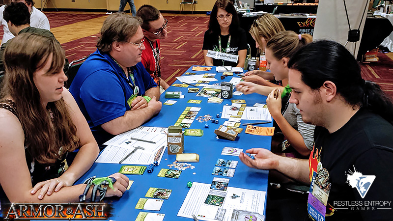 8 Tips for the First Exposure Playtest Hall at Gen Con